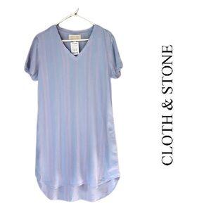 Anthropologie Cloth & Stone Dress-b4
